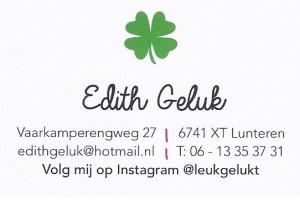 Edith Geluk